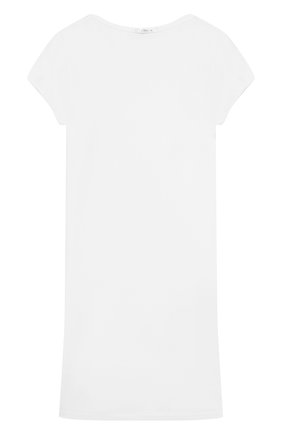 Детская хлопковая сорочка LA PERLA белого цвета, арт. 51723/2A-6A | Фото 2