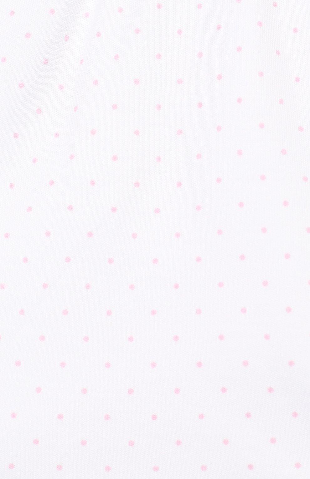 Женская комплект из платья и шорт KISSY KISSY розового цвета, арт. KGU01111I | Фото 4