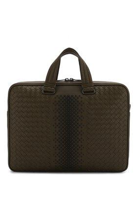 21c202c6b874 Кожаный портфель | Фото №1 · Bottega Veneta. Кожаный портфель. 186 000 ₽ ·  Кожаная поясная сумка ...