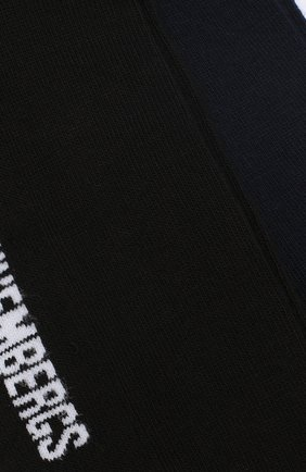 Комплект из трех пар хлопковых носков | Фото №2