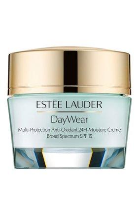 Женское многофункциональный защитный крем c антиоксидантами daywear ESTÉE LAUDER бесцветного цвета, арт. WPF1-01 | Фото 1