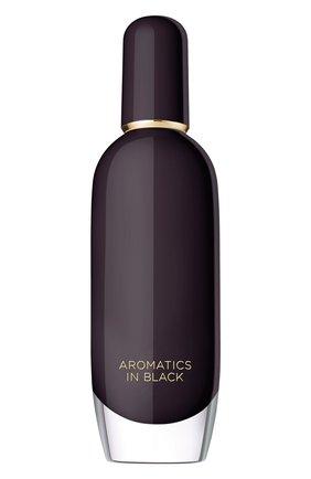 Парфюмированная вода Aromatics in Black | Фото №1