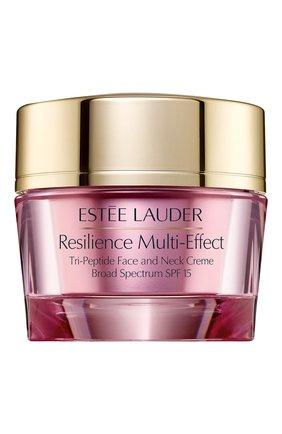 Женского дневной лифтинговый крем для сухой кожи resilience multi-effect ESTÉE LAUDER бесцветного цвета, арт. P1G5-01 | Фото 1