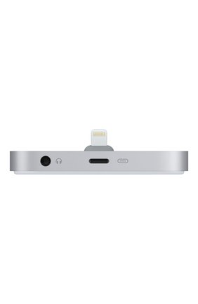 Dock-станция для iphone lightning APPLE  темно-серого цвета, арт. ML8H2ZM/A | Фото 3