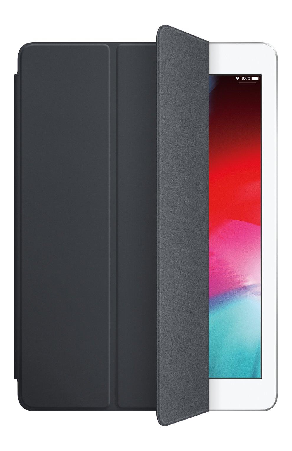 Обложка smart cover для ipad APPLE  темно-серого цвета, арт. MQ4L2ZM/A | Фото 2