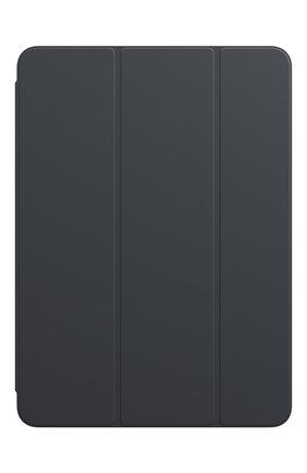 "Мужской обложка smart folio для ipad pro 11"" APPLE  темно-серого цвета, арт. MRX72ZM/A | Фото 1"
