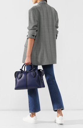 Женская сумка d-styling TOD'S синего цвета, арт. XBWANYH0300XPA | Фото 2