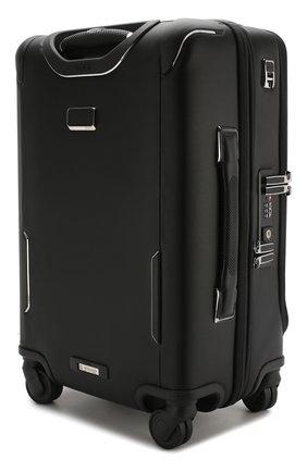 Женский дорожный чемодан arrive TUMI черного цвета, арт. 095503960DL3 | Фото 2