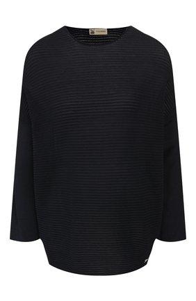 Пуловер из смеси хлопка и шелка | Фото №1
