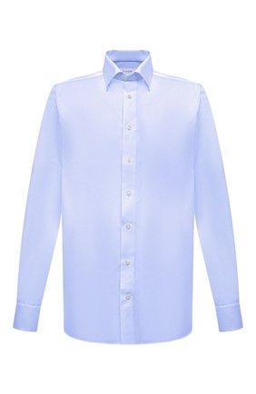Мужская хлопковая рубашка ETON светло-голубого цвета, арт. 4707 61311 | Фото 1