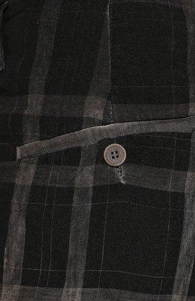Льняные брюки | Фото №5