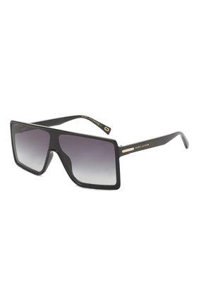 Женские солнцезащитные очки MARC JACOBS (THE) черного цвета, арт. MARC 220 807 | Фото 1
