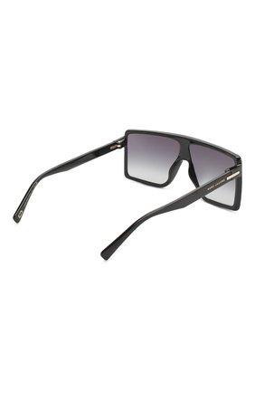 Женские солнцезащитные очки MARC JACOBS (THE) черного цвета, арт. MARC 220 807 | Фото 4