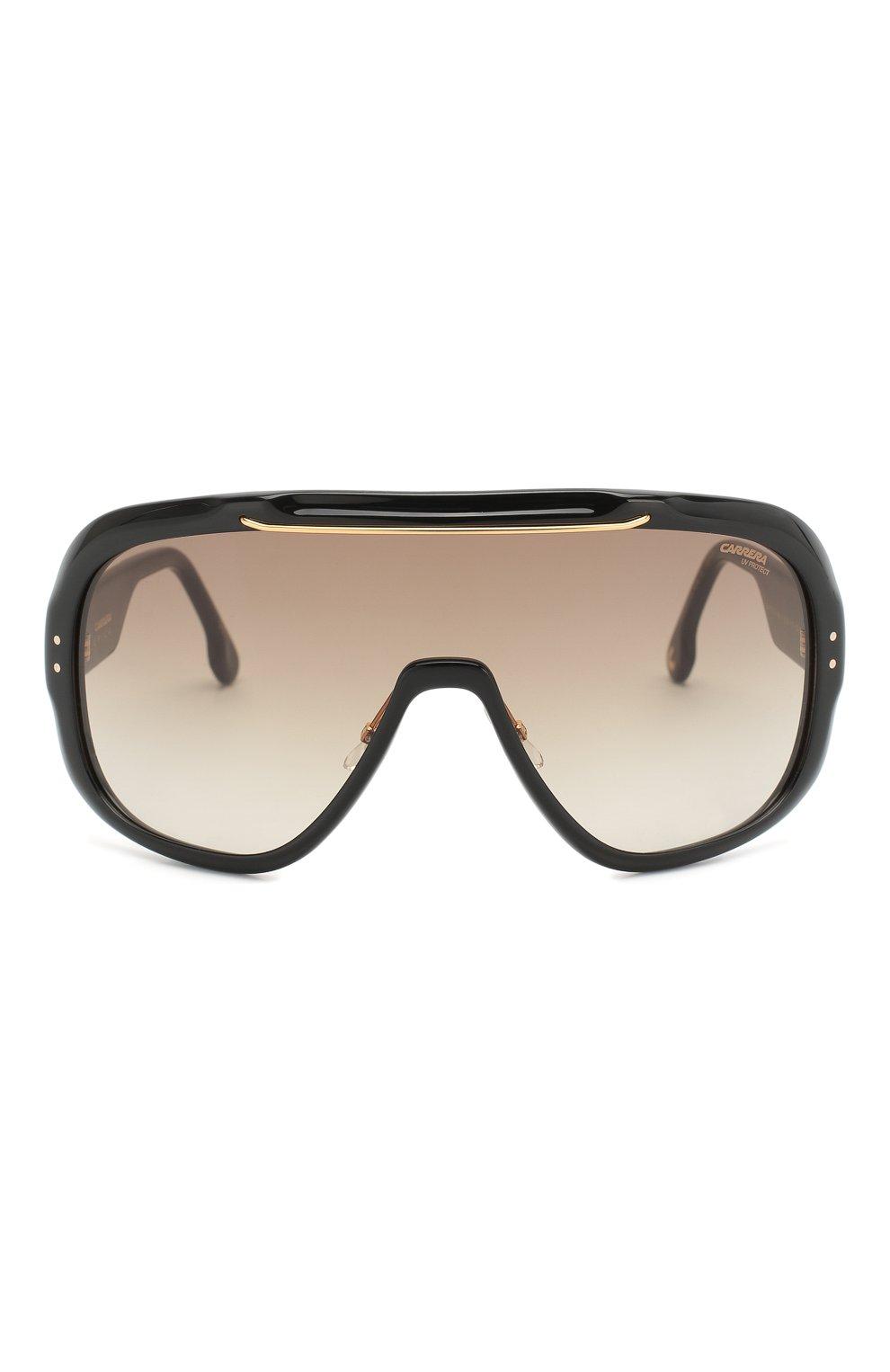 Женские солнцезащитные очки CARRERA коричневого цвета, арт. CARRERA EPICA 807   Фото 3