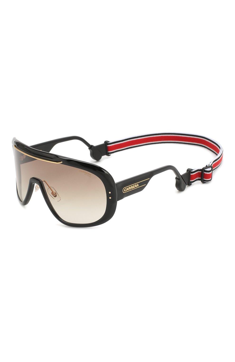 Женские солнцезащитные очки CARRERA коричневого цвета, арт. CARRERA EPICA 807   Фото 5