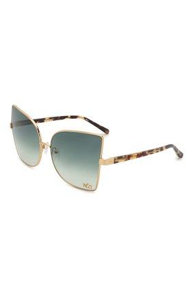 Женские солнцезащитные очки N21 темно-зеленого цвета, арт. N21S41C3 SUN | Фото 1