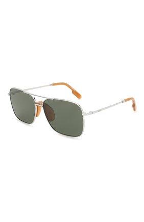Женские солнцезащитные очки KENZO темно-серого цвета, арт. KZ40013I 18N | Фото 1