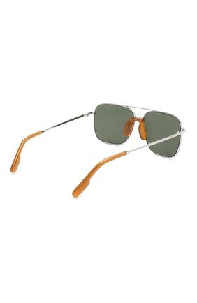 Женские солнцезащитные очки KENZO темно-серого цвета, арт. KZ40013I 18N | Фото 4