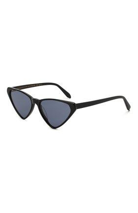 Женские солнцезащитные очки SPEKTRE черного цвета, арт. FRIDA 01AFT | Фото 1