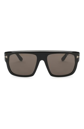 Мужские солнцезащитные очки TOM FORD черного цвета, арт. TF699 01A | Фото 2