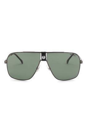 Мужские солнцезащитные очки CARRERA темно-серого цвета, арт. CARRERA 1018 V81 | Фото 2