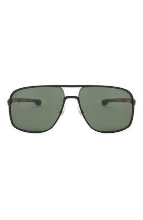 Мужские солнцезащитные очки CARRERA черного цвета, арт. CARRERA 4012 284   Фото 2 (Статус проверки: Требуются правки, Проверена категория; Тип очков: С/з; Оптика Гендер: оптика-мужское)
