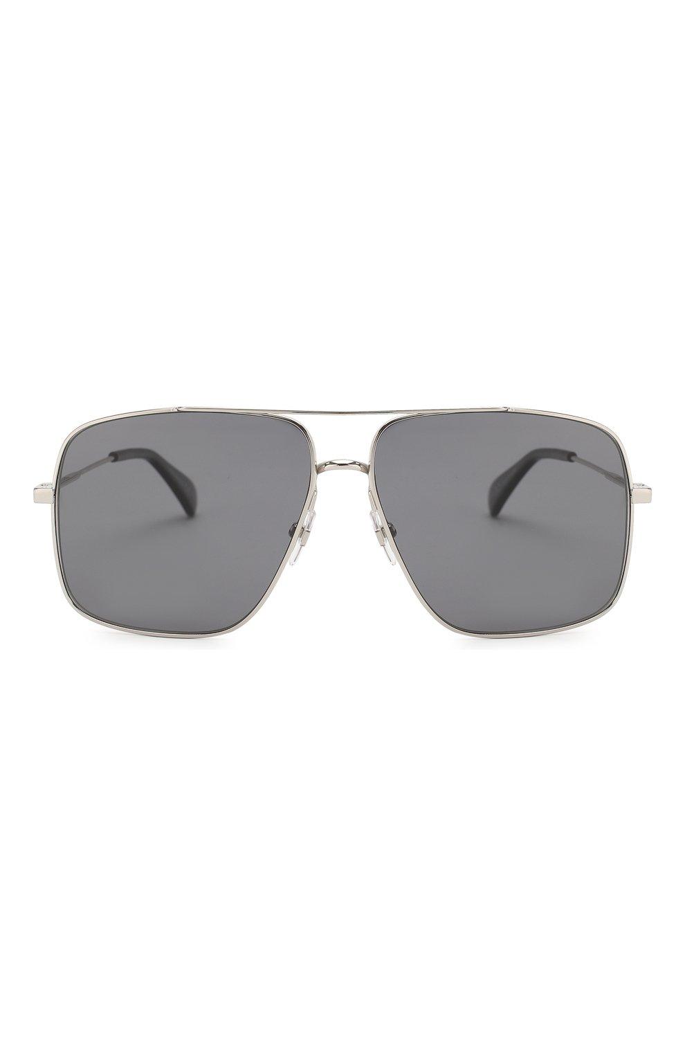 Мужские солнцезащитные очки GIVENCHY серого цвета, арт. 7119 010   Фото 2