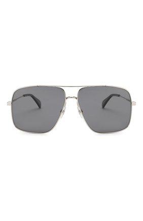 Мужские солнцезащитные очки GIVENCHY серого цвета, арт. 7119 010 | Фото 2