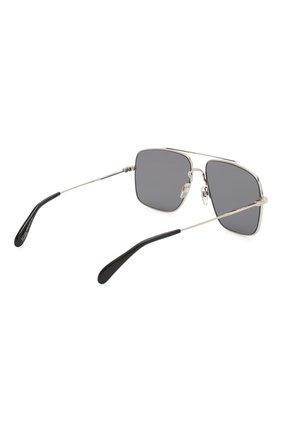 Мужские солнцезащитные очки GIVENCHY серого цвета, арт. 7119 010   Фото 3