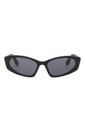 Женские солнцезащитные очки MARC JACOBS (THE) черного цвета, арт. MARC 356 807 | Фото 3