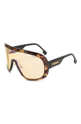 Солнцезащитные очки Carrera коричневые | Фото №1