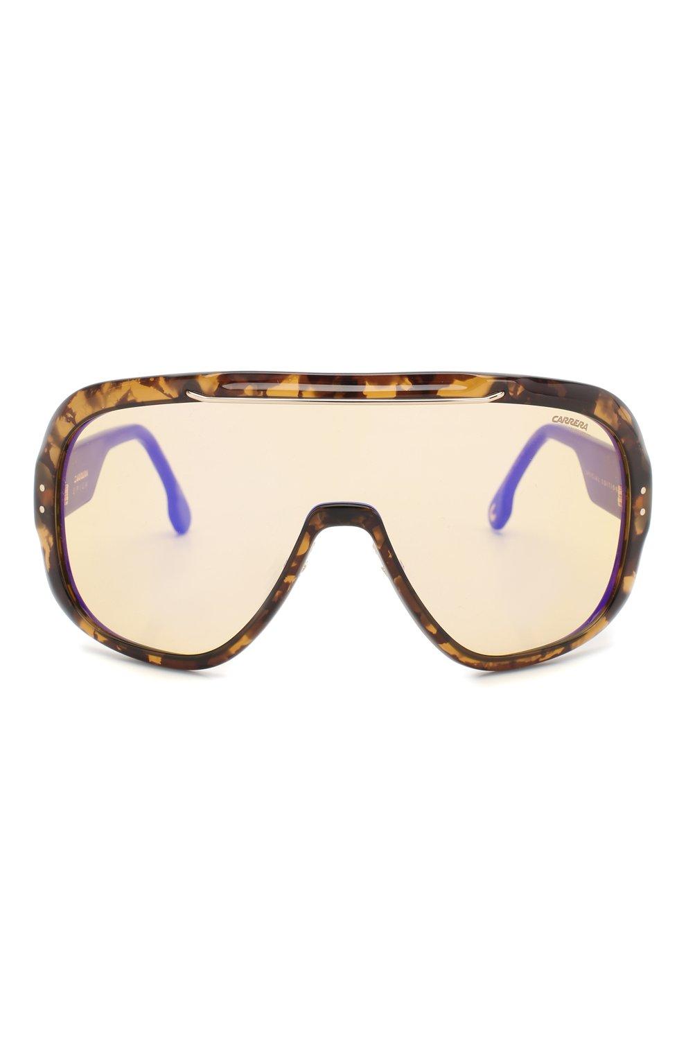 Солнцезащитные очки Carrera коричневые | Фото №3
