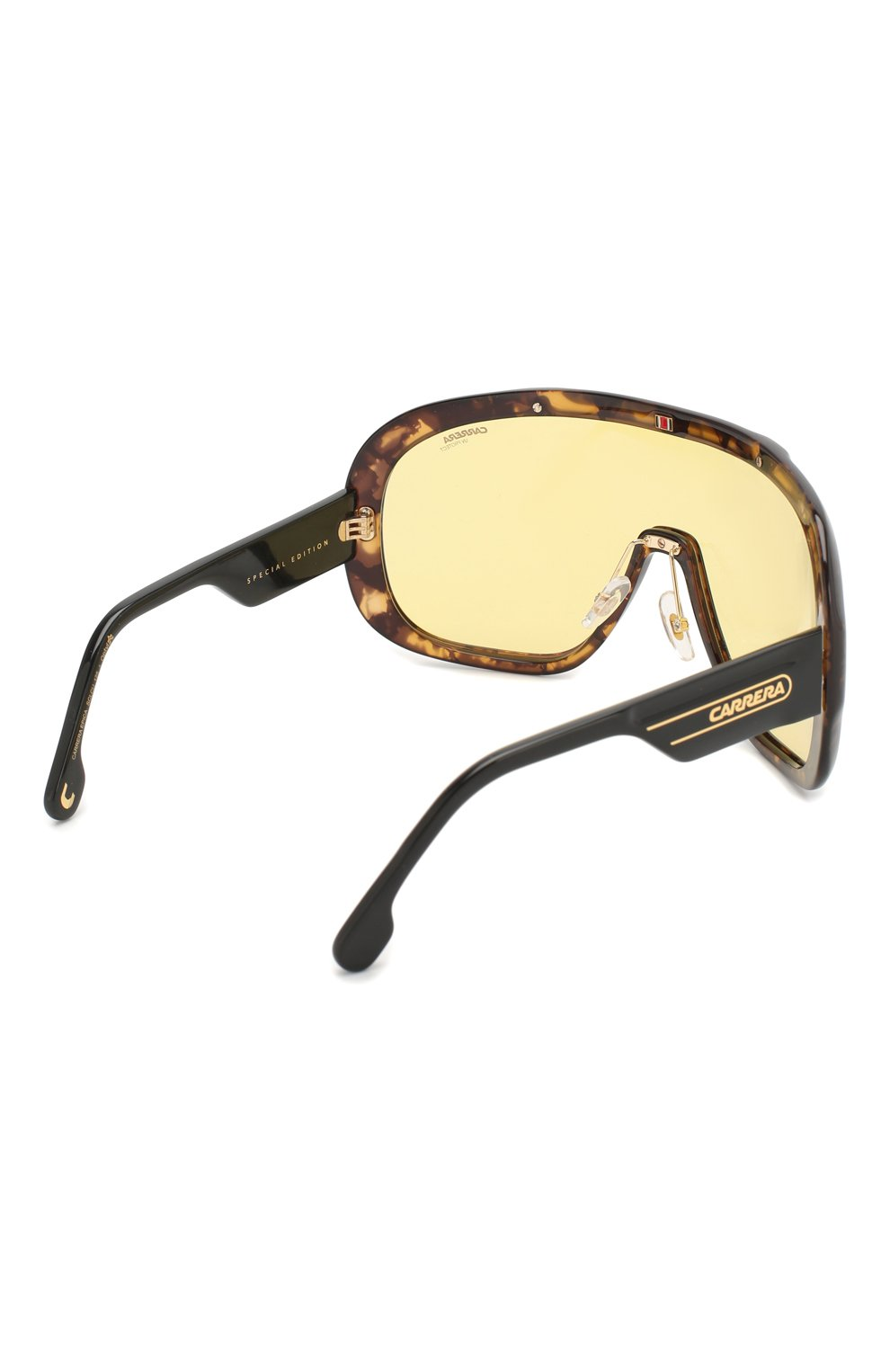 Солнцезащитные очки Carrera коричневые | Фото №4