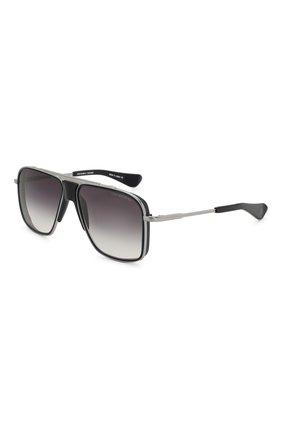 Мужские солнцезащитные очки DITA черного цвета, арт. INITIAT0R/01 | Фото 1