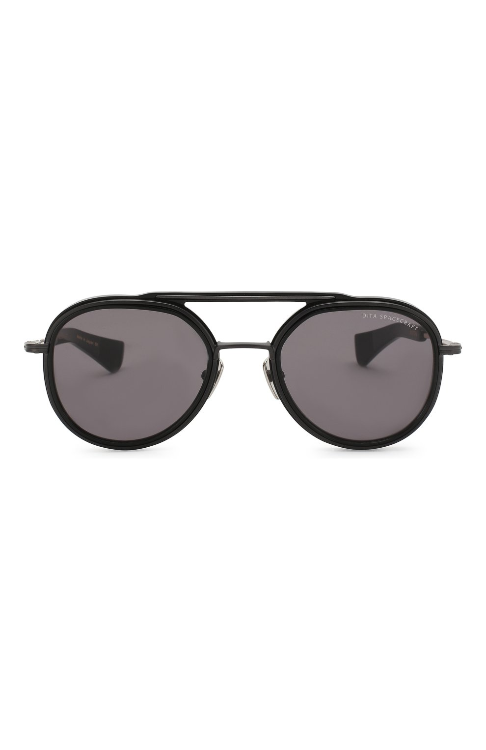 Мужские солнцезащитные очки DITA черного цвета, арт. SPACECRAFT/19017B | Фото 2