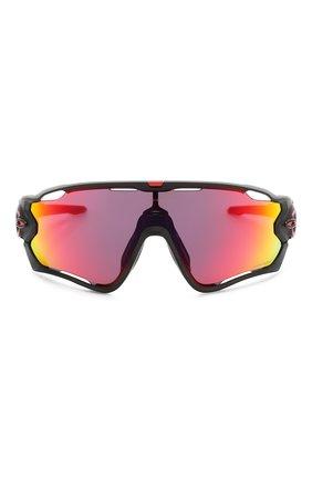 Женские солнцезащитные очки OAKLEY красного цвета, арт. 9290-929020 | Фото 2