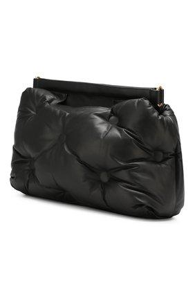 Женская сумка glam slam MAISON MARGIELA черного цвета, арт. S61WG0034/PR818   Фото 3