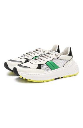 Комбинированные кроссовки Speedster  | Фото №1