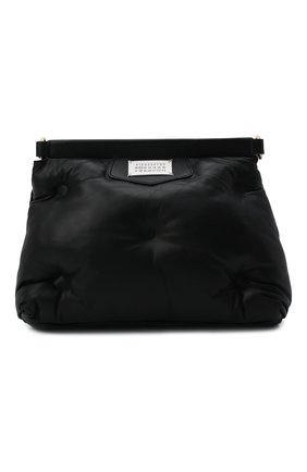 Женская сумка glam slam MAISON MARGIELA черного цвета, арт. S61WG0032/PR818   Фото 1