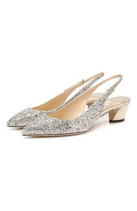 Комбинированные туфли Gemma 40 | Фото №1