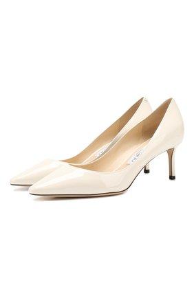 Кожаные туфли Romy 60 | Фото №1