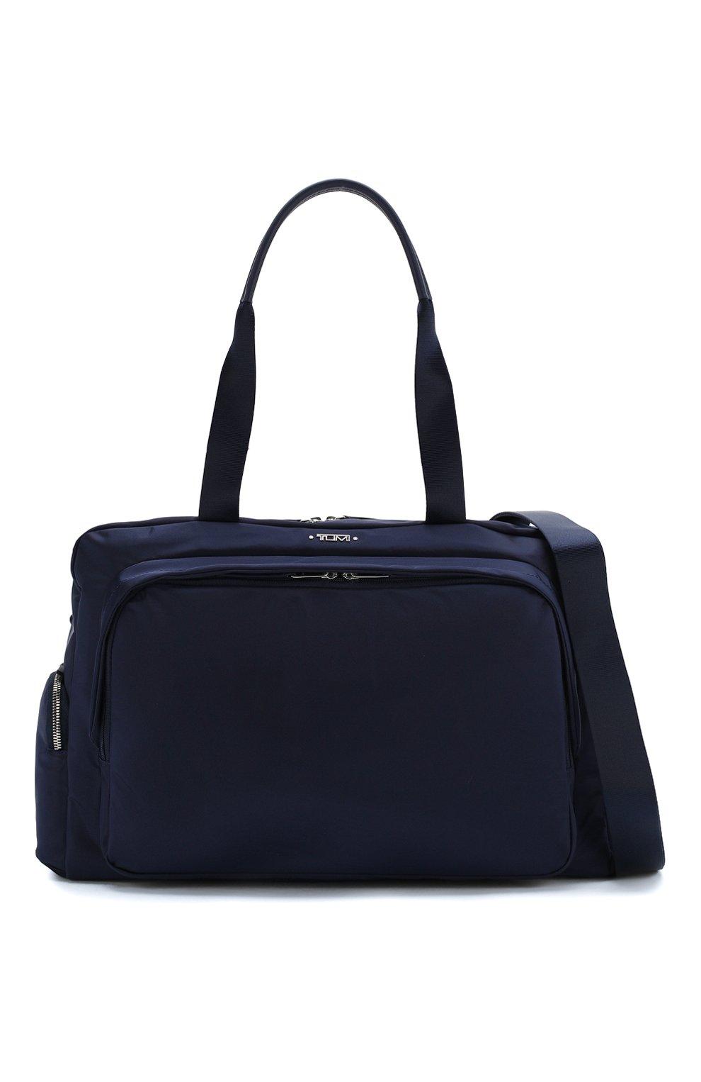 Женская дорожная сумка voyageur TUMI синего цвета, арт. 0196330ULM   Фото 4