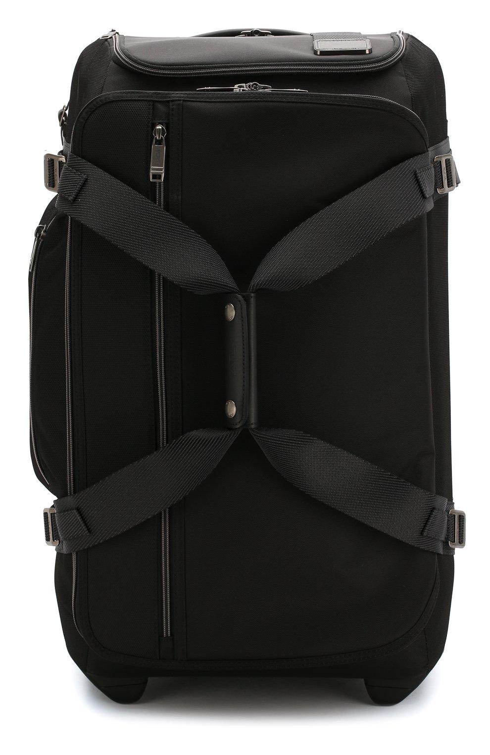 Женская дорожная сумка merge TUMI черного цвета, арт. 02228444BC   Фото 1
