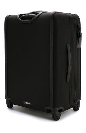 Женский дорожный чемодан alpha 3 TUMI черного цвета, арт. 02203064D3 | Фото 2