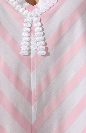 Женская хлопковая сорочка CELESTINE розового цвета, арт. 30002496/DALIAH T0P | Фото 5