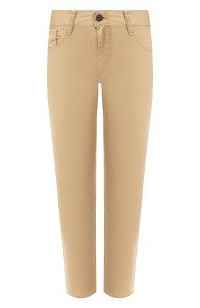 Женские джинсы MOUSSY бежевого цвета, арт. 025CSC11-2420 | Фото 1