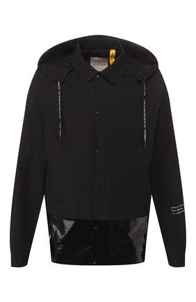 Хлопковая куртка Moncler Fragment Hiroshi Fujiwara | Фото №1