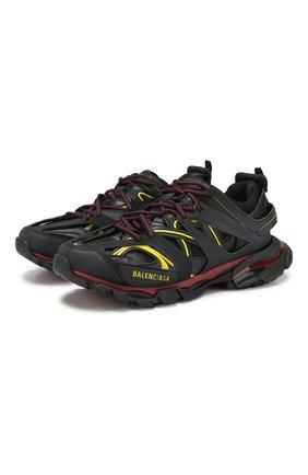 Текстильные кроссовки Track | Фото №1