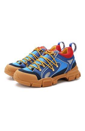 Текстильные кроссовки Flashtrek | Фото №1