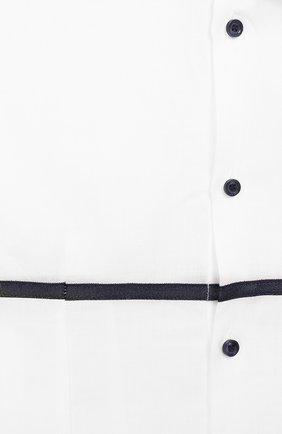 Детский комплект из рубашки и брюк Clix серого цвета | Фото №7